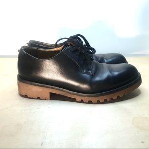 Valentino garavani studded derby shoes size 43